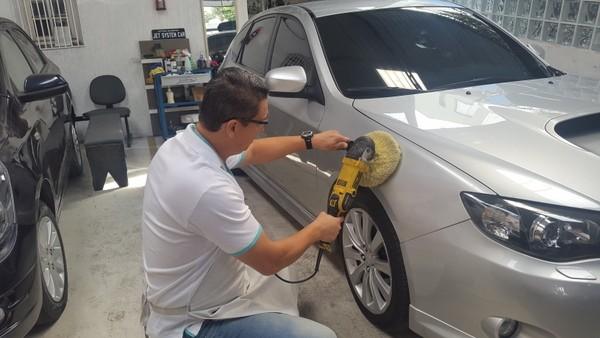 Clínicas Que Fazem Enceramento de Carro no Jardim Santo Amaro - Espelhamento de Pintura Automotiva