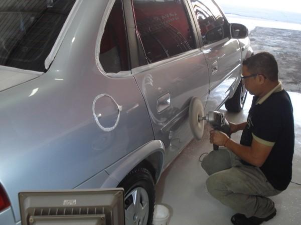 Cristalização de Veículos no Sítio Vale Verde - Cristalização de Veículos