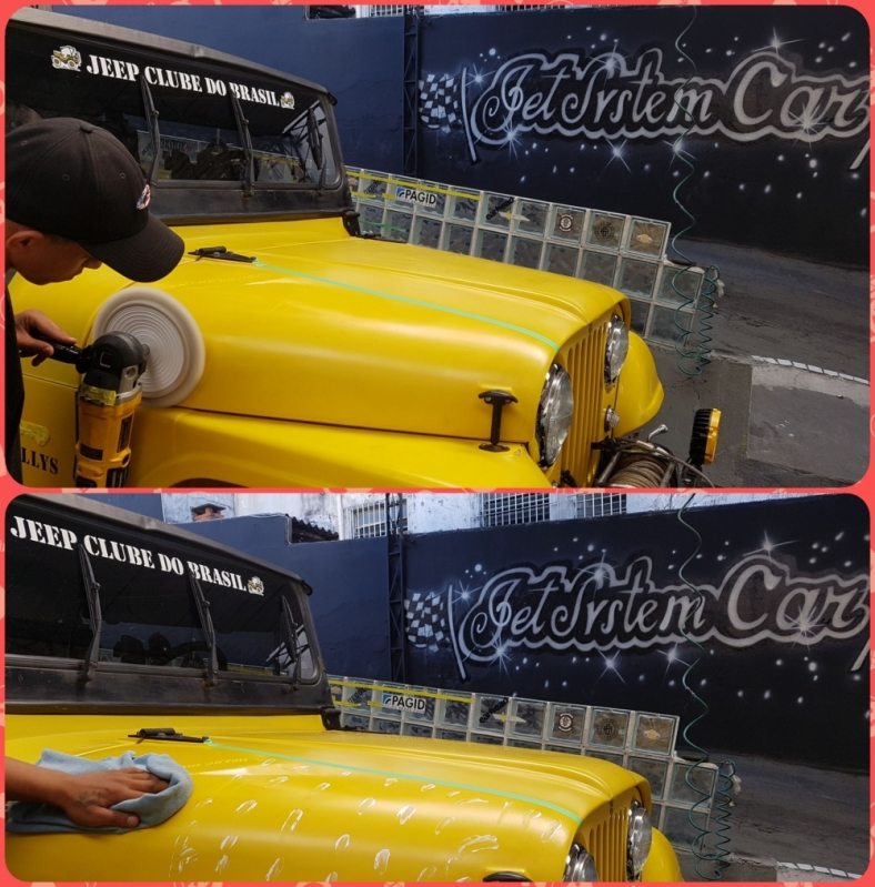 Curso de Polir Vidro Jardim Neila - Curso Polimento Automotivo
