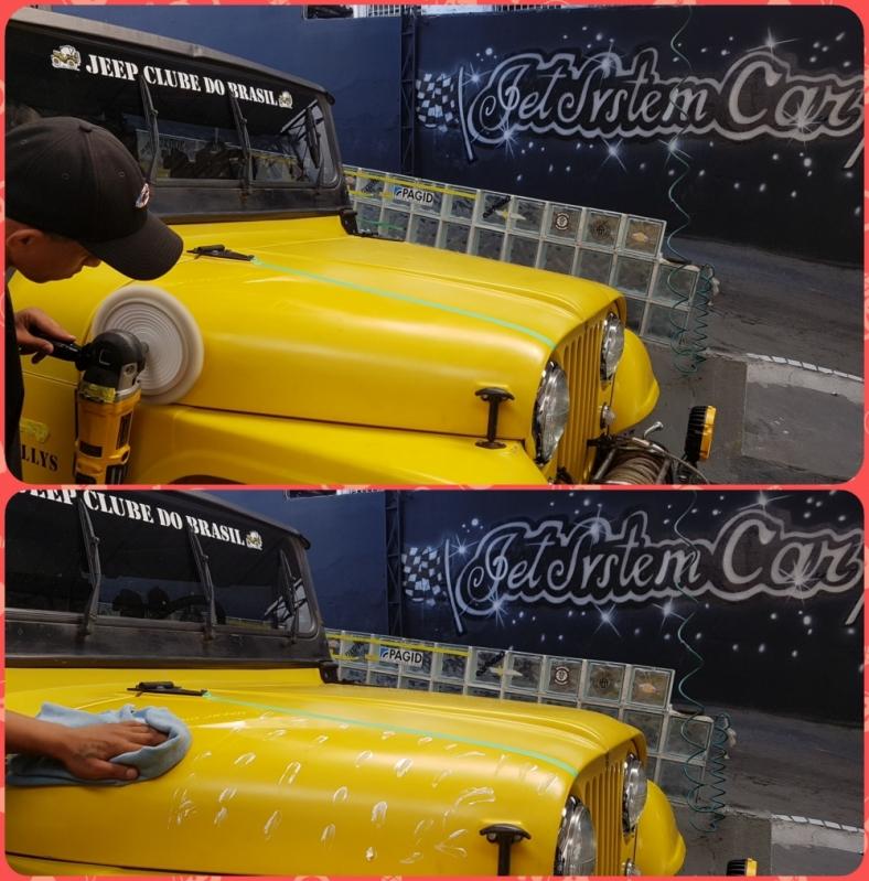 Curso Polimento Cristalizado Jardim Lucinda - Curso Polimento de Carros