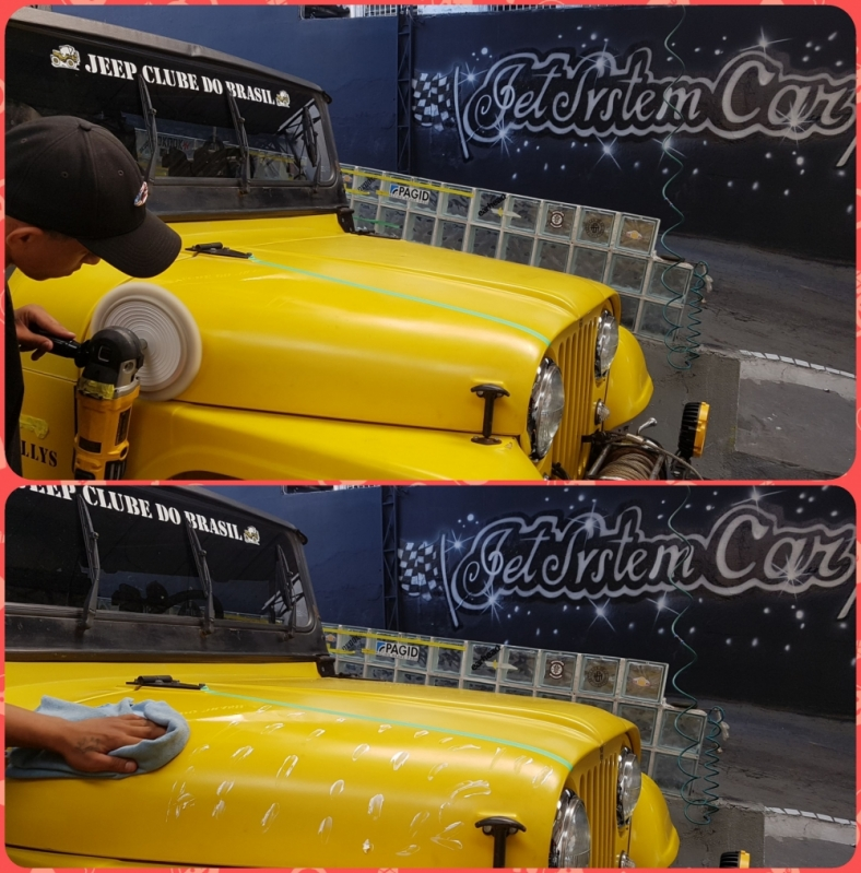Curso Polimento Cristalizado Parada Inglesa - Curso Polimento de Vidro Automotivo
