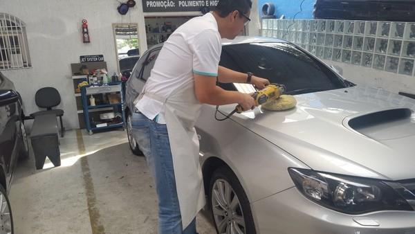 Encerar Carro na Vila Clélia - Espelhamento de Pintura