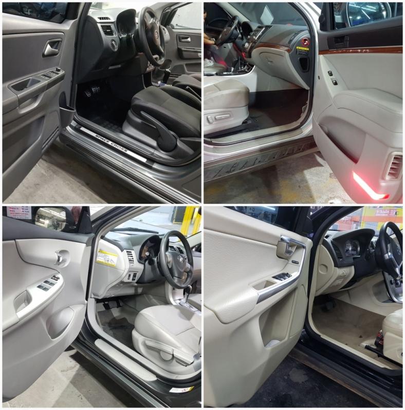 Higienização Automotiva a Seco Moema - Higienização Estofados Automotivos