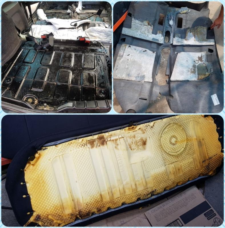 Higienização de Tapetes Sítio da Pedreira - Limpeza e Higienização de Carros