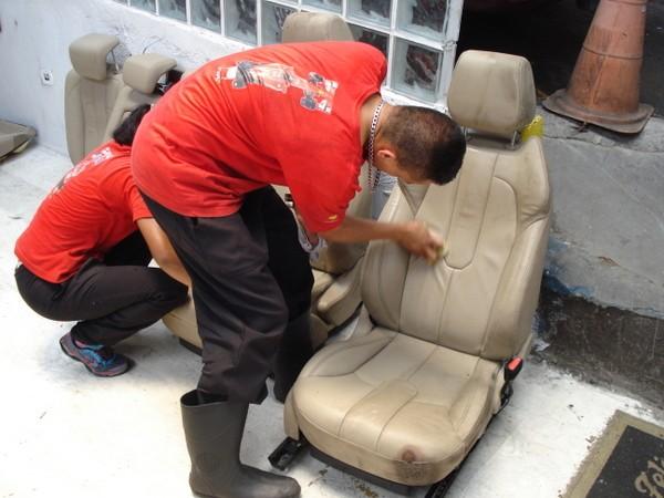 Higienização em Bancos na Vila Império - Higienização de Carros