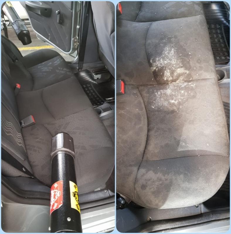 Higienização para Carros Vila Fiat Lux - Higienização Banco Carro