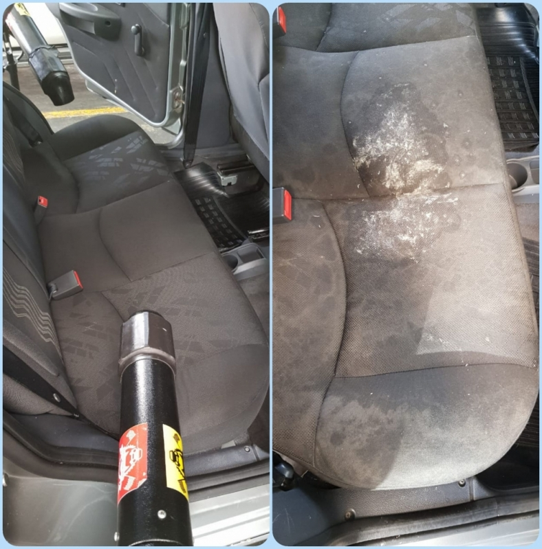 Limpeza Automotiva Profissional Vila do Encontro - Limpeza a Vapor Automotiva