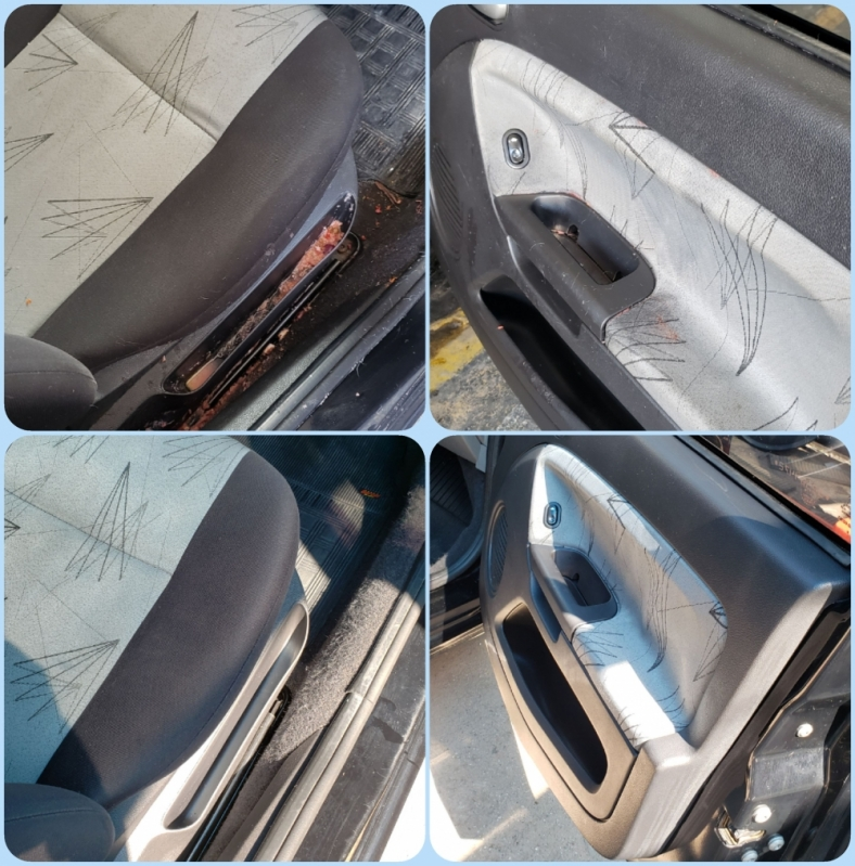 Limpeza Banco Couro Automotivo Alto do Ipiranga - Limpeza Automotiva Delivery