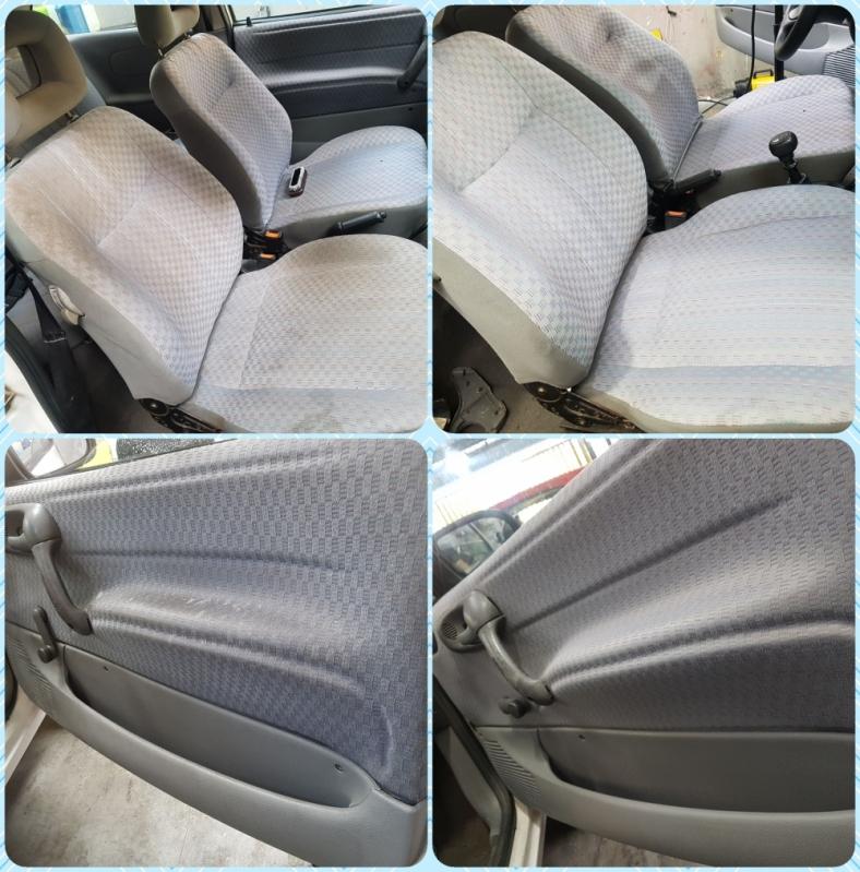Limpeza de Estofado Automotivo Vila Morse - Limpeza Automotiva Ar Condicionado