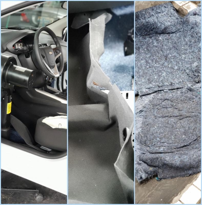 Limpeza de Peças Automotivas Cupecê - Limpeza Estofado Automotivo