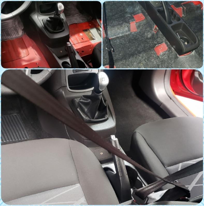 Limpeza e Higienização de Carros Vila Matias - Higienização Automotiva Completa