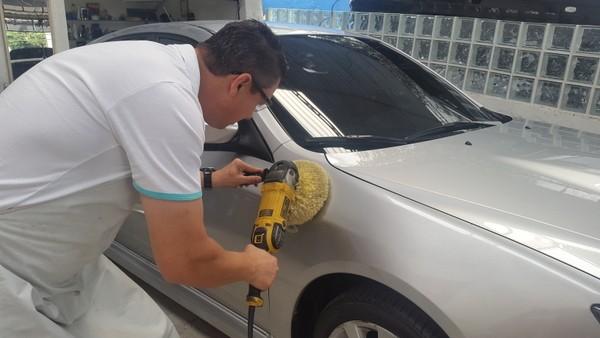 Onde Fazer Enceramento de Carro na Vila Augusto - Espelhamento de Pintura