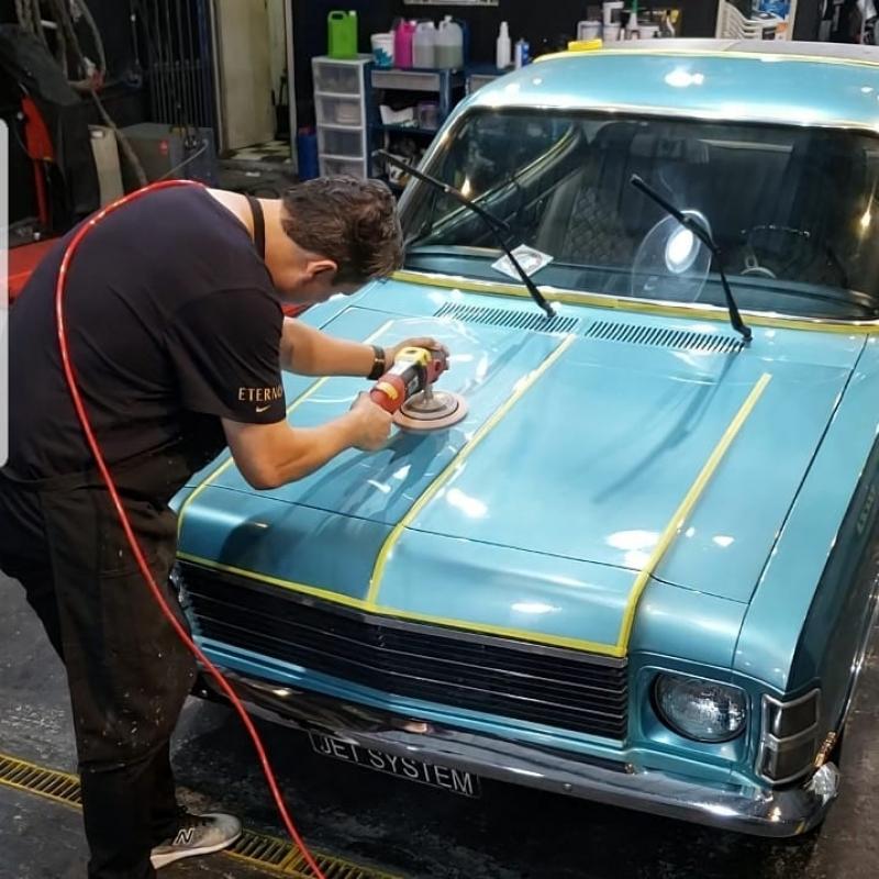 Polimento Cristalizado Tira Riscos Vila Vera - Polimento em Carro