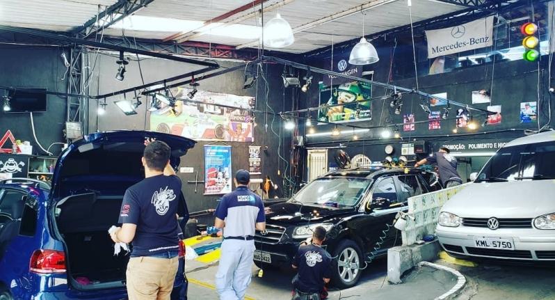 Polimento de Carros Parque Savoy City - Polimento Cristalizado Tira Riscos