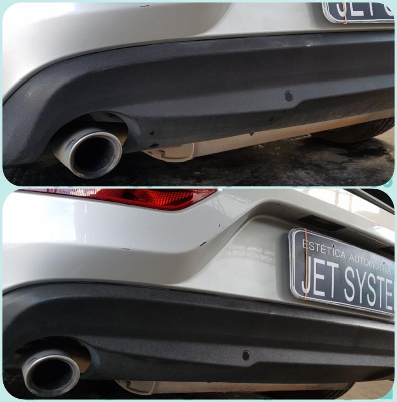 Polimento e Cristalização Automotiva Jardim Popular - Polimento em Carro