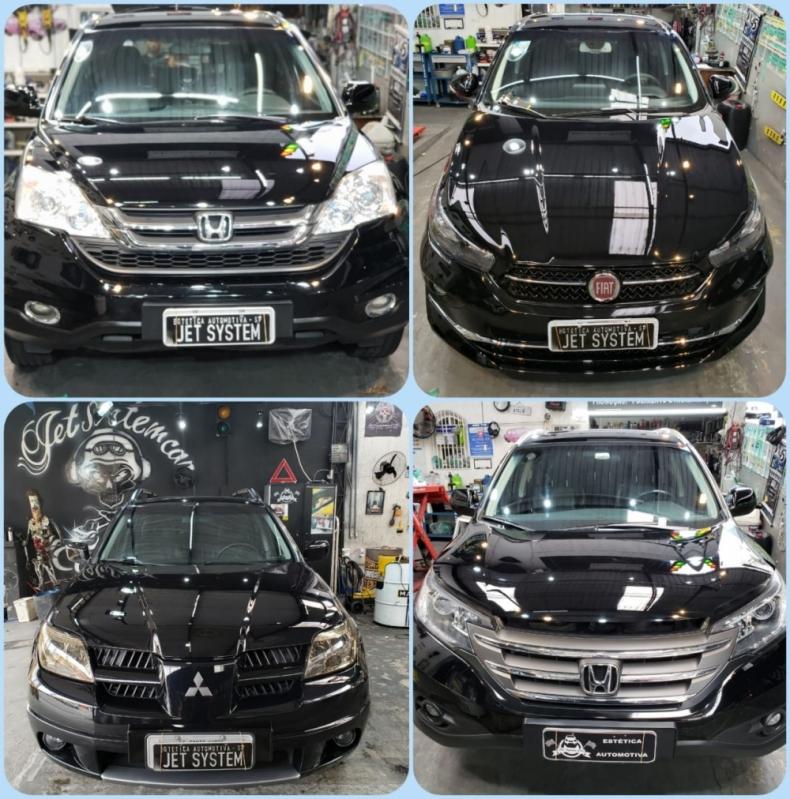 Polimento em Carro Jardim Tanay - Polimento Tira Arranhões de Carros