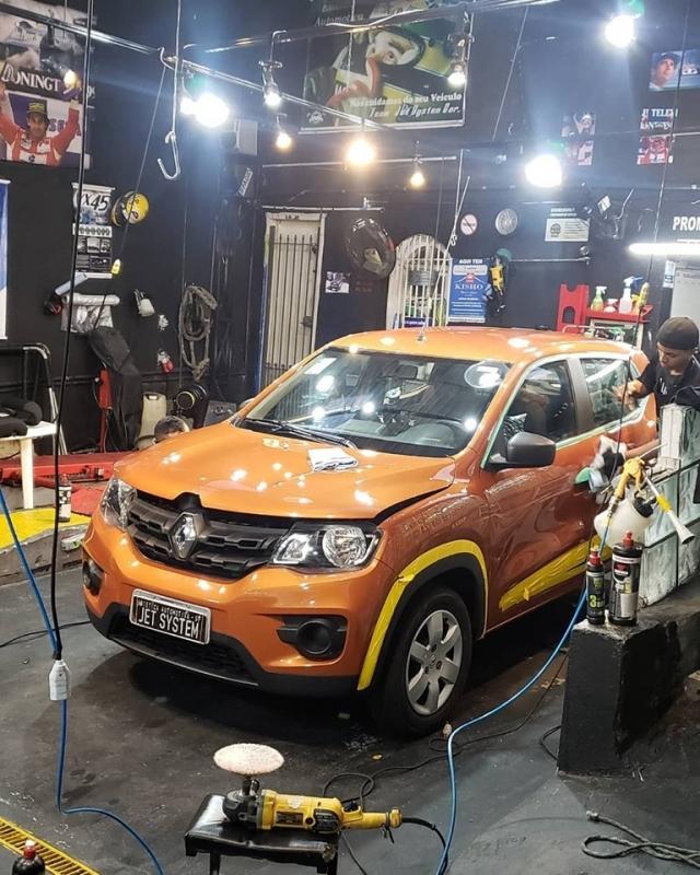 Polimento Tira Arranhões de Carros Vila Ramos - Polimento Tira Riscos