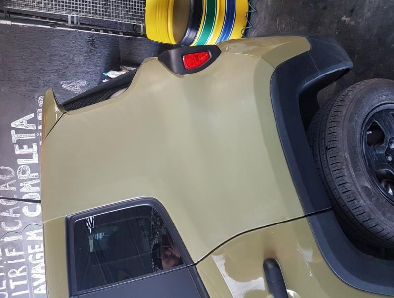 Quanto Custa Espelhamento em Pintura Nova na Vila Alpina - Espelhamento em Carros Usados