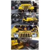 cursos de vitrificação de carros Vila Rosa