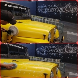 cursos de vitrificação para carros Jardim Mitsutani