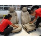 Empresas que tirem cheiro ruim de assento de carro no Jardim das Camélias