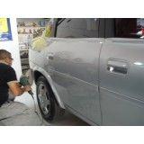 Encerar carro na Vila São Luiz