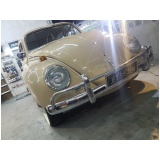 funilaria e pintura para carros antigos Capivari