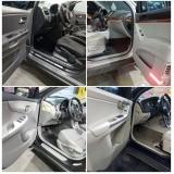 higienização automotiva bancos