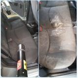 higienização banco carro