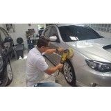 Higienização de carro no Jardim Luso