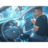Higienização de carros com ozônio na Vila Monte Alegre