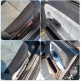 higienização de interiores de carros Vila Santo Estéfano
