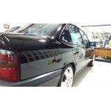 Higienização e cristalização de automóvel na Cidade Ademar