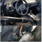higienização estofados automotivos Jardim São José