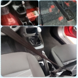 higienização estofados automotivos