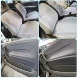 Higienização Interior de Veículos