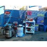 Lavagem automotiva com vapor na Vila Prado