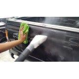 Lavagem automotiva preço na Vila Carlos de Campos