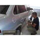 Lavar carro a seco na Vila Esperança