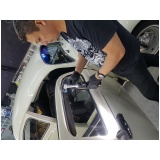 limpeza de estofado de carros Jardim Santa Teresa