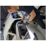 limpeza de estofado de carros na Vila Ré