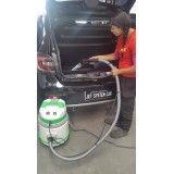 Limpeza interna de carro na Vila Jaci