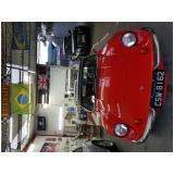 orçamento de vitrificação de automóveis na Vila Nogueira