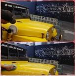 Polimento de para-brisa automotivo em Santana