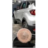 polimento do carro Vila Santista