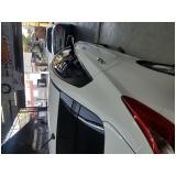 serviço de vitrificação automotiva honda na Vila Arriete